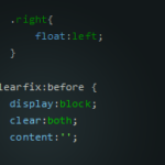 How to Use Clearfix