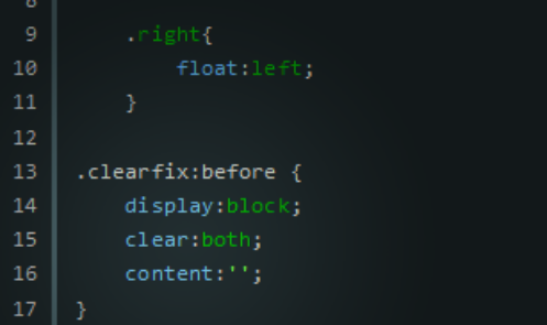 How to Use a Clearfix