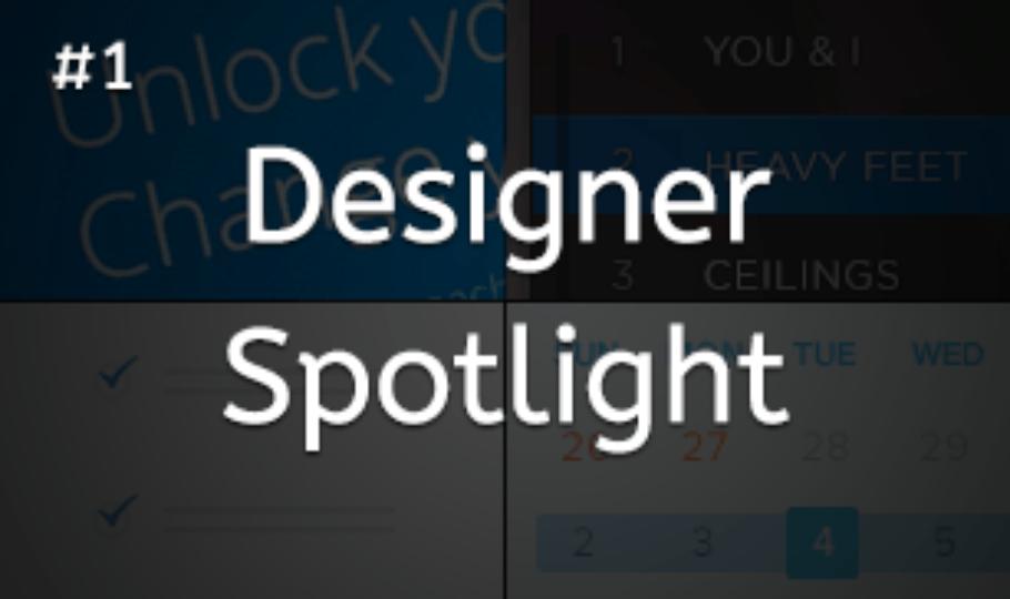 Designer Spotlight #1: Jared Erondu