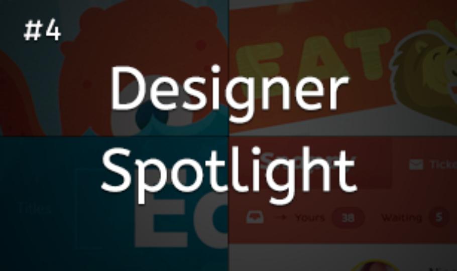 Designer Spotlight #4: Bill S Kenney