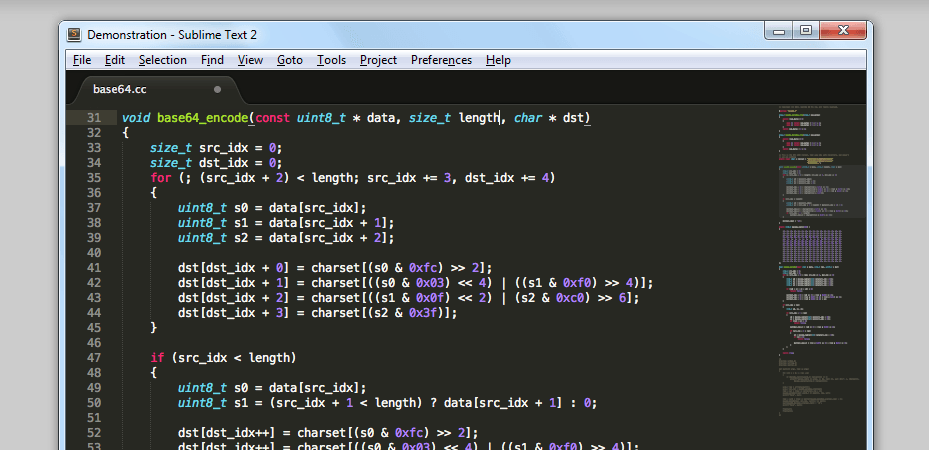sublime-text-example