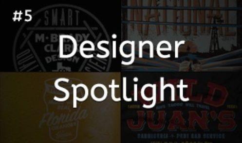 Designer Spotlight #5: M. Brady Clark