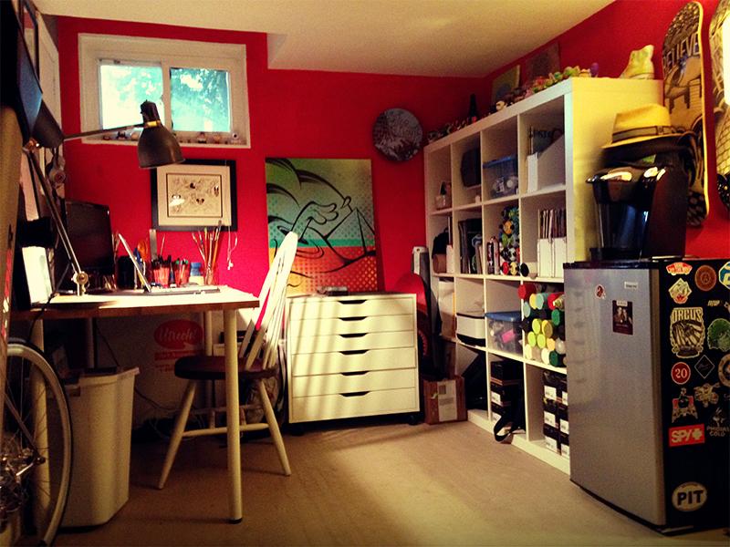 Matt Corrado's Workspace