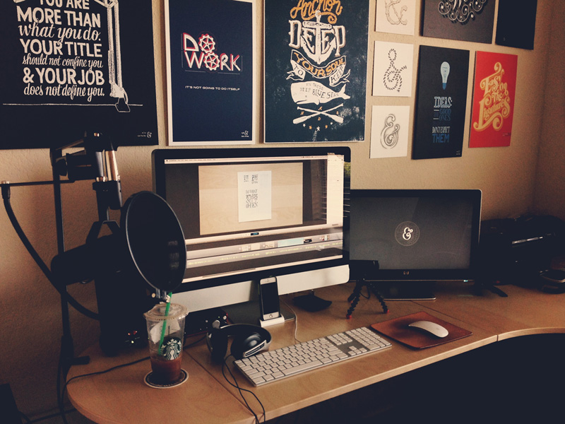 Sean McCabe's Workspace