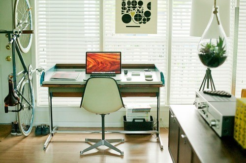 Workspace: Condo Casual