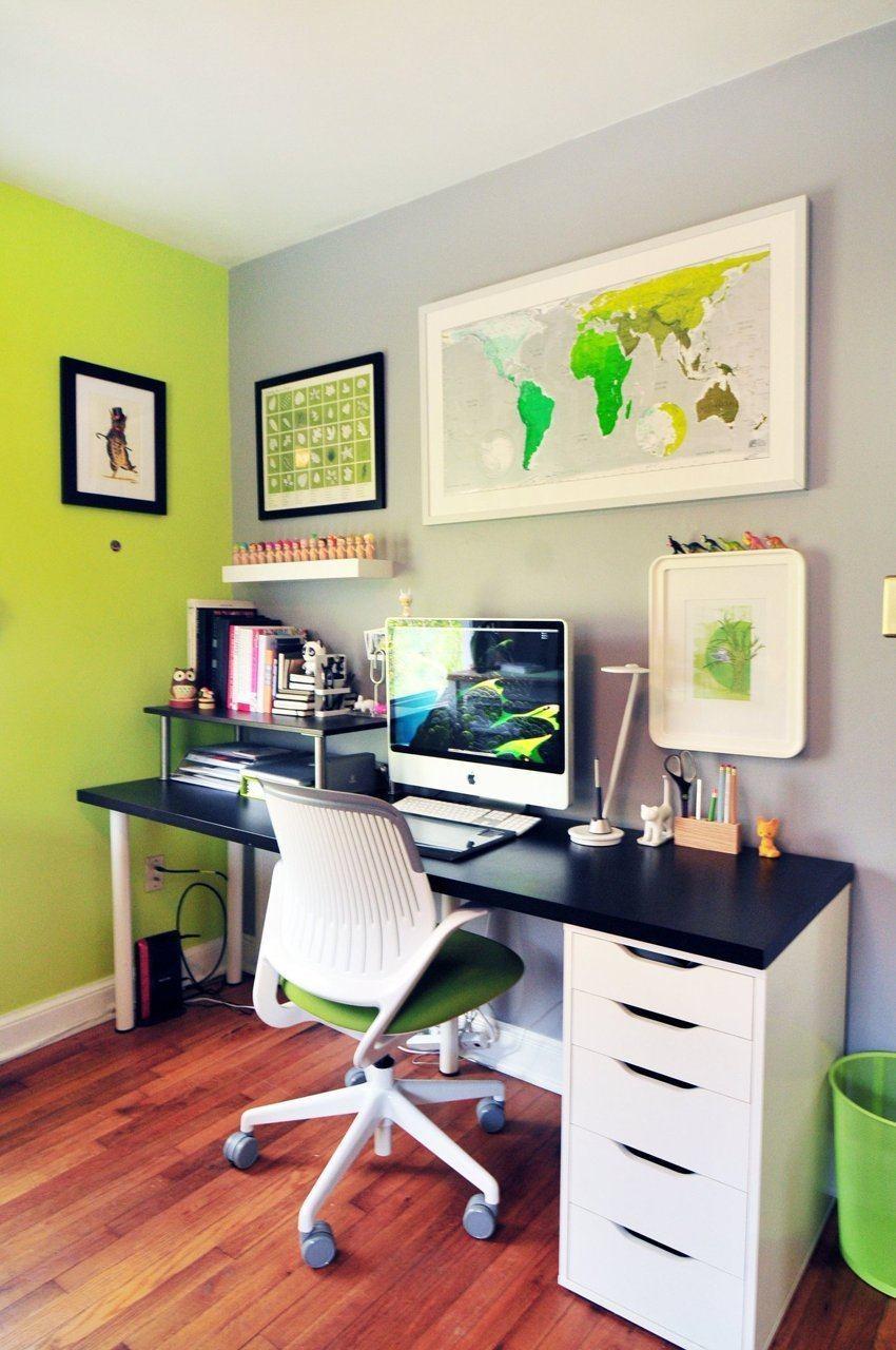 Workspace: Mel & Matt