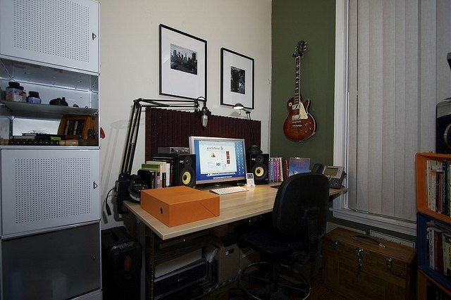 Workspace: Brian Kieffer