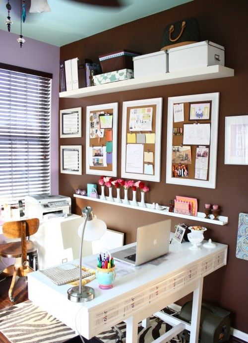 Workspace: Pinterest