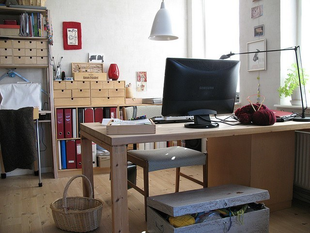 Workspace: Lisa Risager