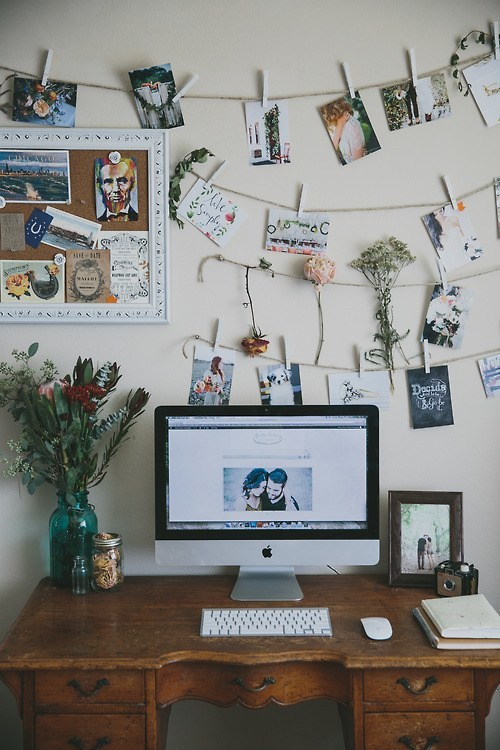 Workspace: We Heart It