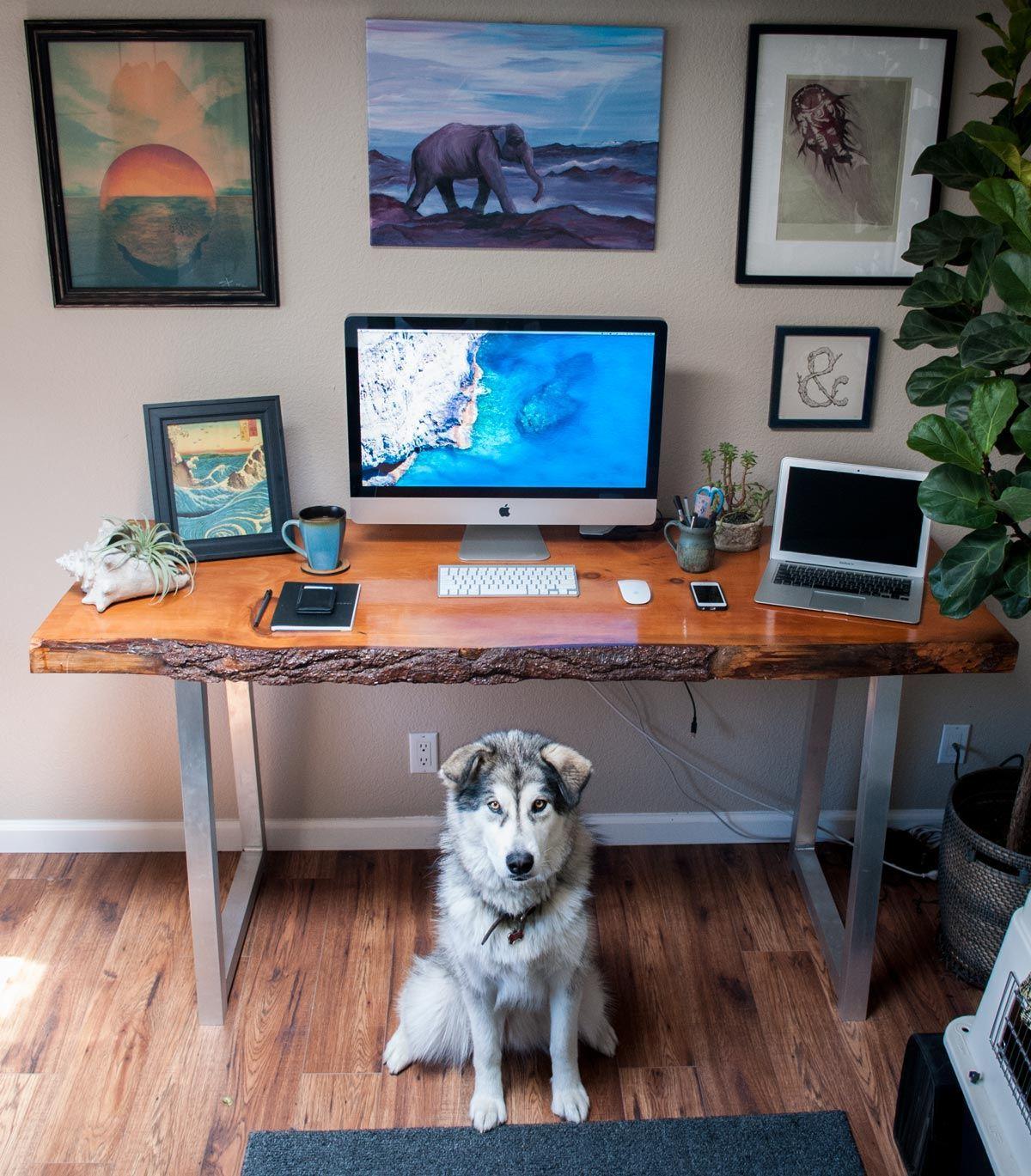 Workspace: Zach Roszczewski