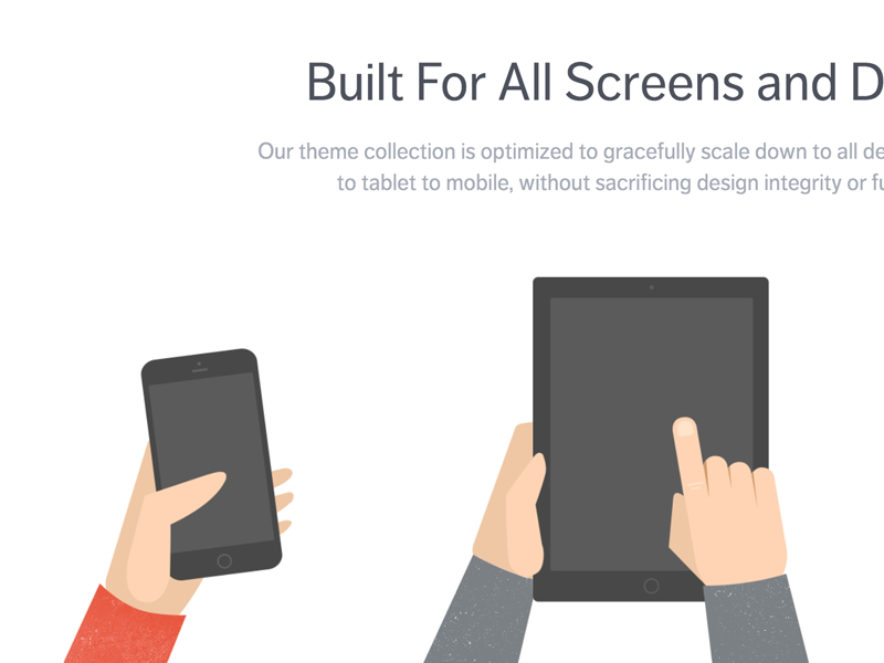 Built For All Screens by Mike McAlister
