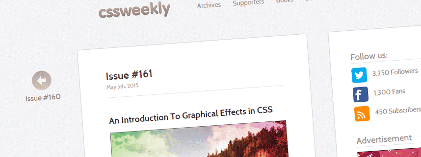 css-weekly-screenshot