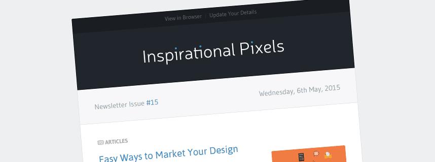 inspirational-newsletter-screenshot