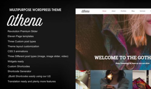 20 WordPress Themes for Photographers
