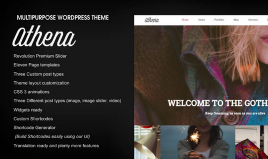 20+ WordPress Themes for Photographers in 2015