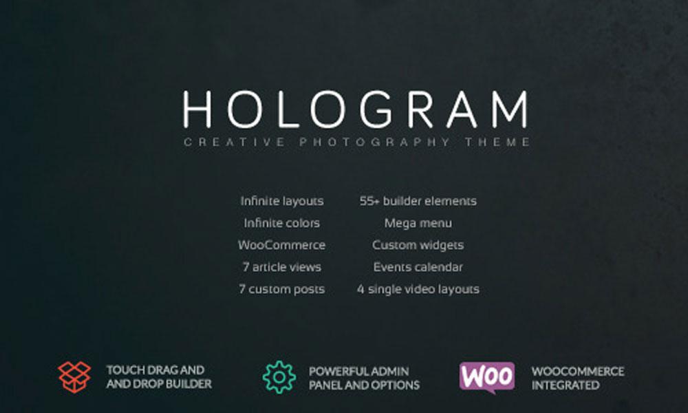 hologram-wordpress-theme