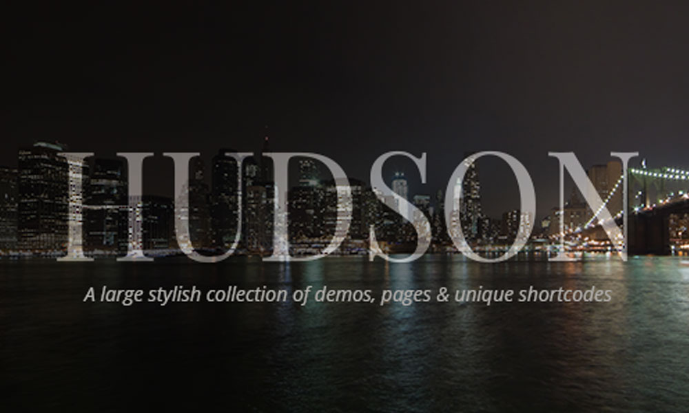 hudson-wordpress-theme