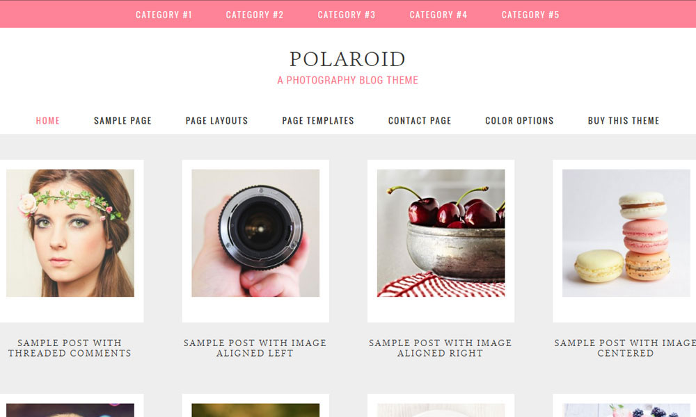 polaroid-wordpress-theme