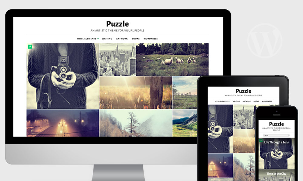 puzzle-wordpress-theme