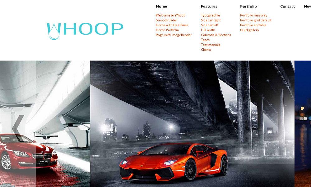 whoop-wordpress-theme