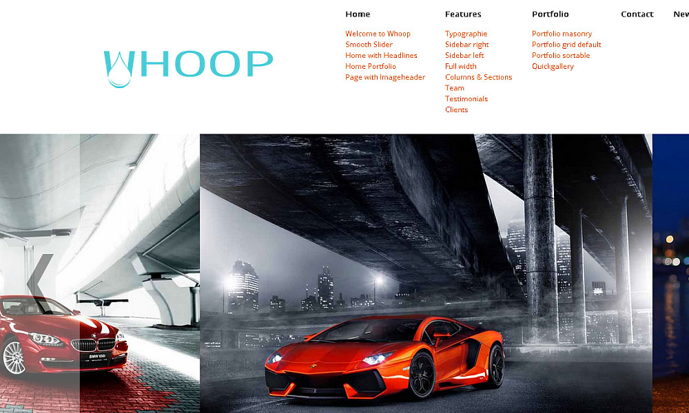 whoop-wordpress-theme