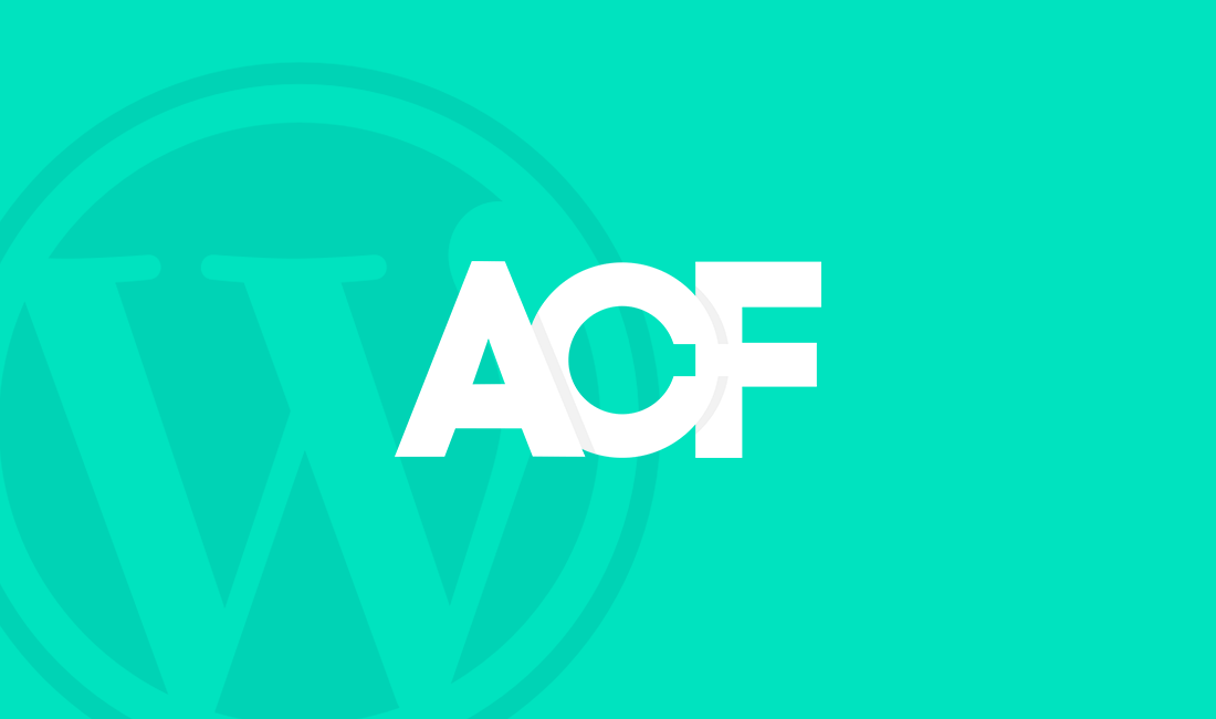 ACF Tips and Tricks (Advanced Custom Fields)