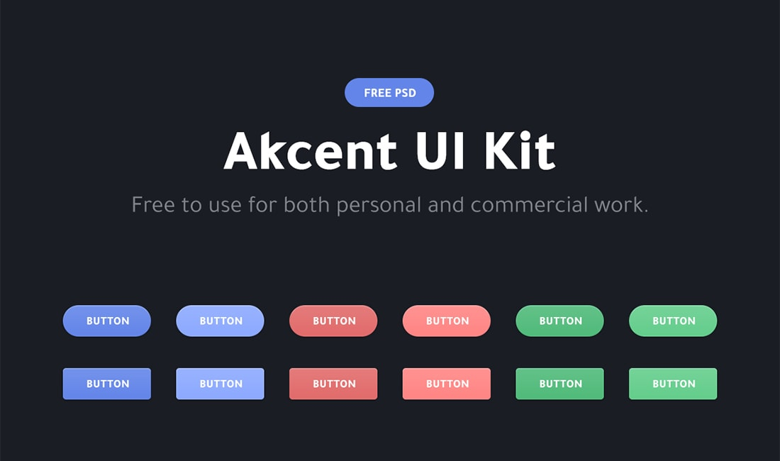 Akcent UI Kit